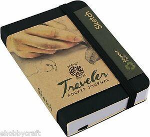 Traveler pocket sketch 3x4 black