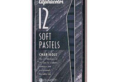 Alphacolor char-kole soft pastel