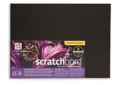 Scratch board 8X11
