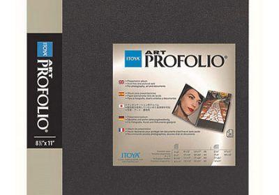 Itoya art porfolio digital print album 11x14
