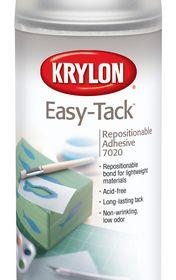 Krylon Easy Tack Repositionable  Adhesive