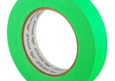 "Green Artist Tape 3/4"" x 60 Yrds"