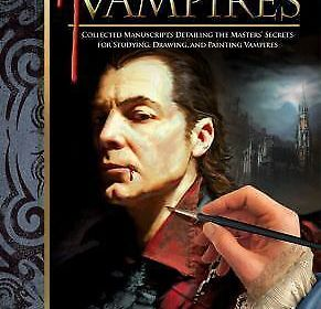 Learn to Draw Vampires
