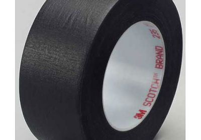 Scotch Black Photographic Tape 1/2