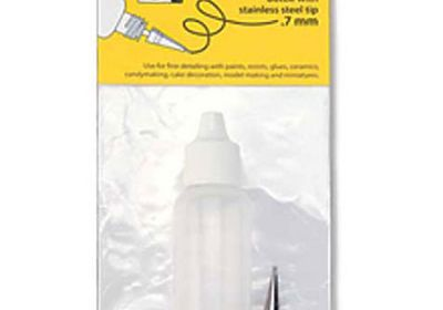 .7mm squeeze bottle w/tip