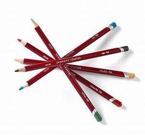 Derwent Pastel Pencil Dark Olive P520