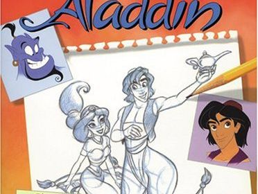 WF How to Draw Aladdin