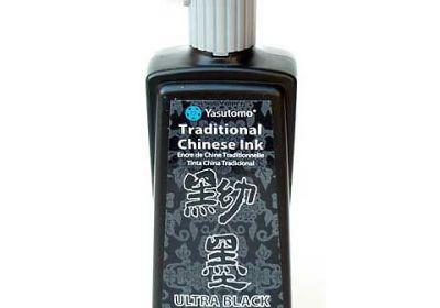 Yasutomo Traditional Chinese Ink Black