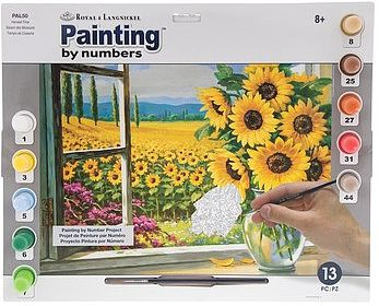 Paint by Numbers Lrg Harvest Time