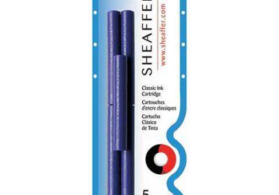Fountain Pen Refill Cart Blue Blk