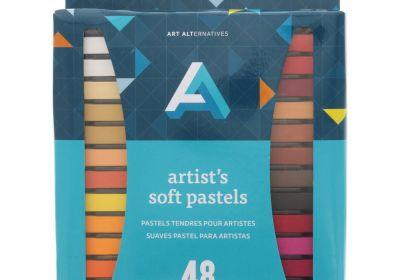AA Pastel set  48