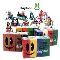 Claytoon Holiday Colors
