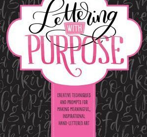 lettering with a purpose