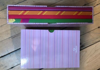 Style 2 Journal Set of 4 5.5