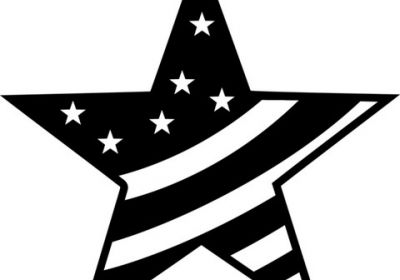 Marabu Star With Stripes 12