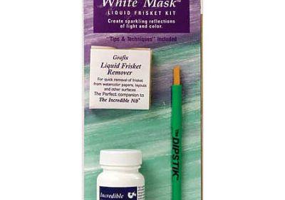 Incredible White Mask Set