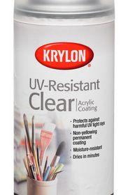 Krylon UV Resistant Gloss
