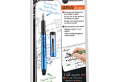 Stylu Script fountain pen