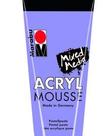 Marabu Mixed Media Acryl Mousse-Lavendar