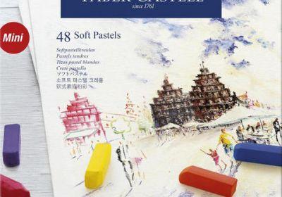 Faber Castell 48 Set Soft Pastels