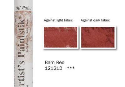 Shiva Artist's Paintstik Barn Red