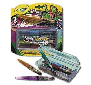 Crayola ColorWave 8 marker set