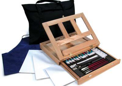 R& L Watercolor Travel  W/Bag