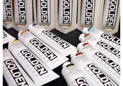 Golden HB Acrylic Inter. Gr