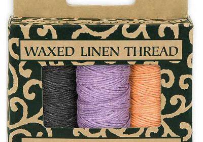 Lineco Waxed Linen Thread