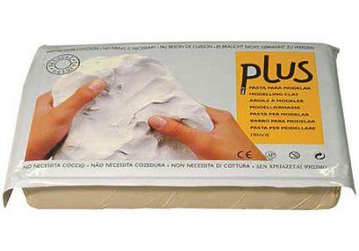 Plus Natural Air Drying Clay Bone