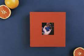 KoLo photo album Orange
