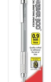 Pentel GraphGear drafting pencil .09