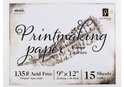 JR Printmaking Paper 88# 12