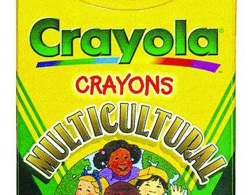 Crayola Multi Cultural Crayons