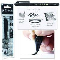 Copic Black Gasenfude Nylon Brush Pen