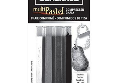 GP MultiPastel Compressed Chalk