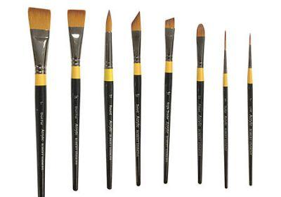 Robert Simons Brush Angle Shader 1/2