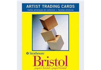 Artist Trading Card Bristol Vellum