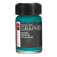 Graphix Aqua Ink Petrol