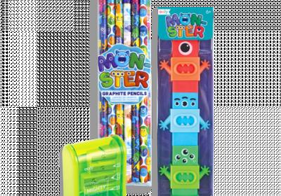 Ooly happy pack Monsters