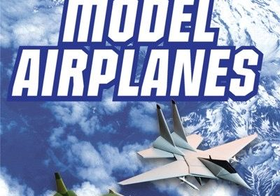 Origami Model Airplanes Book