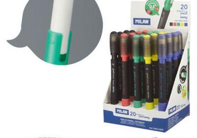 Milan Sway Eraser & Pencil