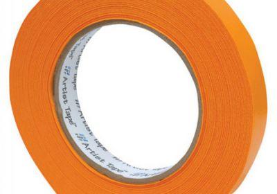 Pro Art artist tape orange