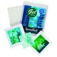 Speedball Gel printing plate