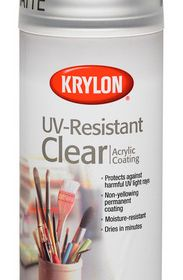 Krylon UV-Resistant Matt
