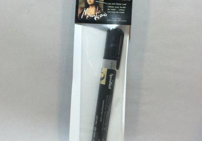 Adhesive Pen Metal leaf