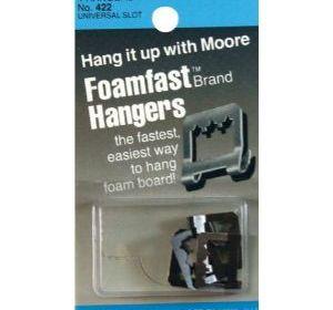 Moore Foamfast Hanger Set