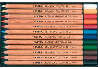 Lyra Aquarell Pencil Indian Red