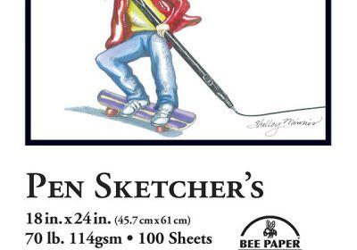 18x24 Pensketch Paper