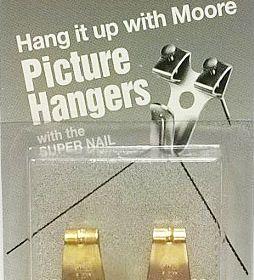 Moore 10lb hangers set of 4